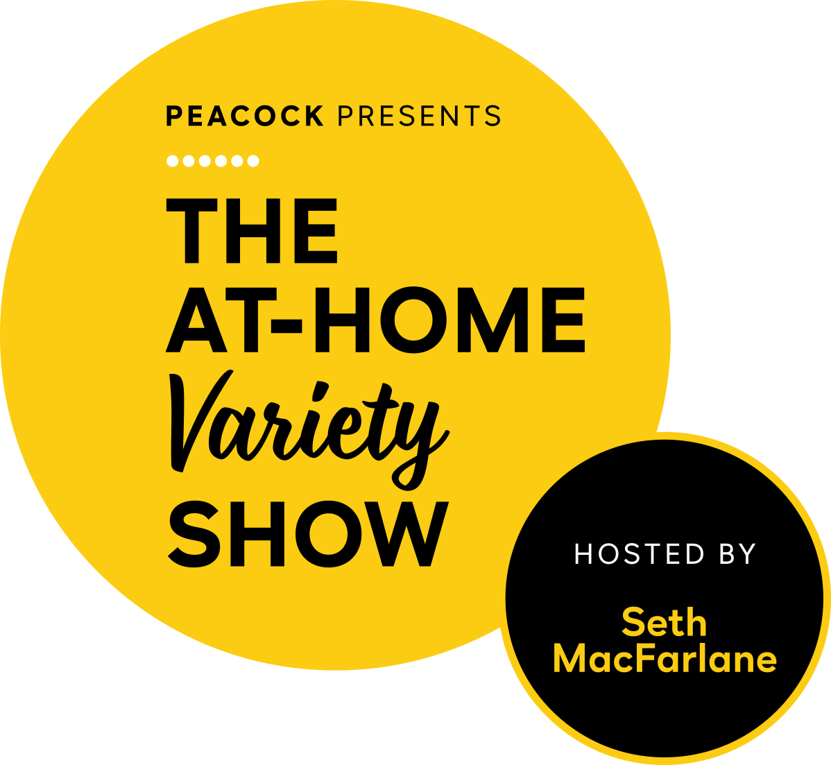 At-Home Variety Show Logo