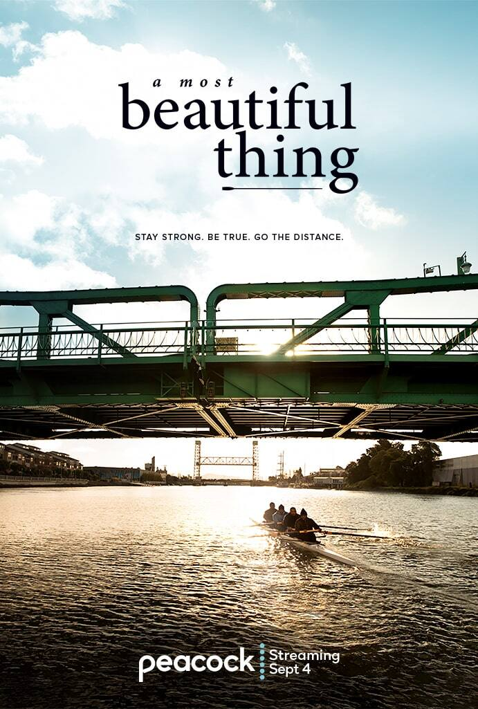 A Most Beautiful Thing Key Art