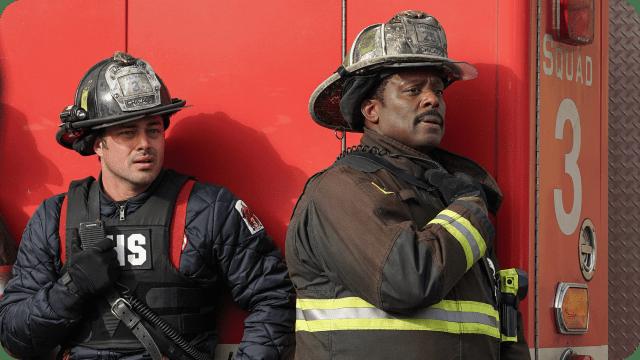 Chicago Fire Season 4