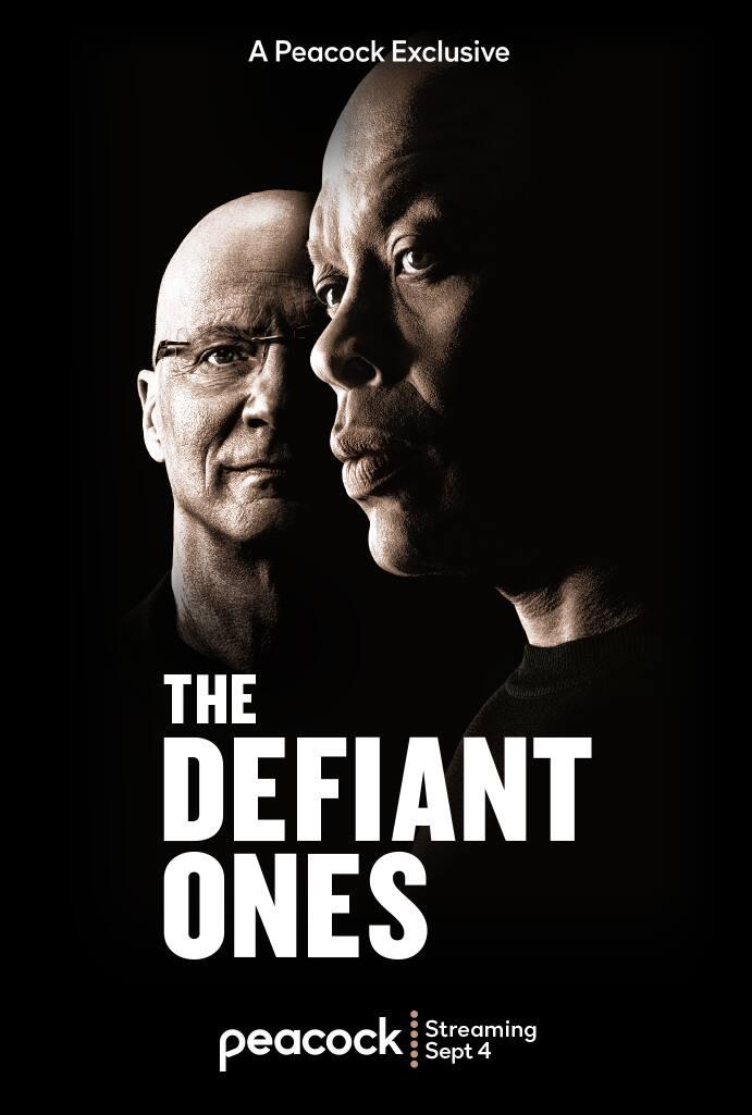 The Defiant Ones Key Art