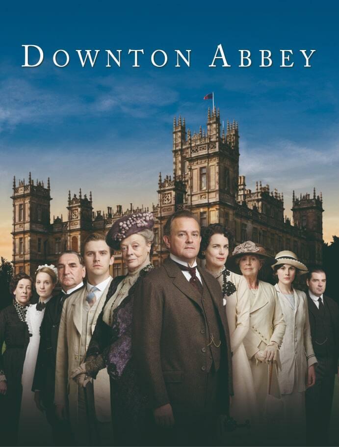 Downton Abbey Key Art