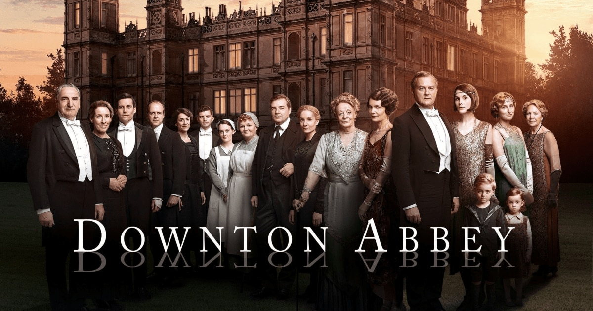 Downton Abbey, BBC, serie inglesa
