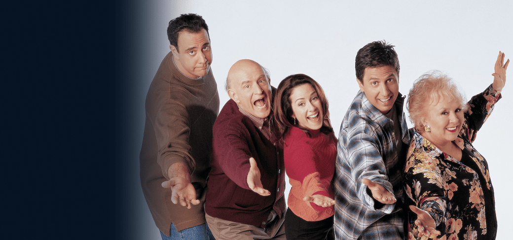 Everybody Loves Raymond Hero Image
