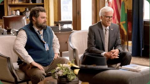 Mr. Mayor Season 1 Episode 7