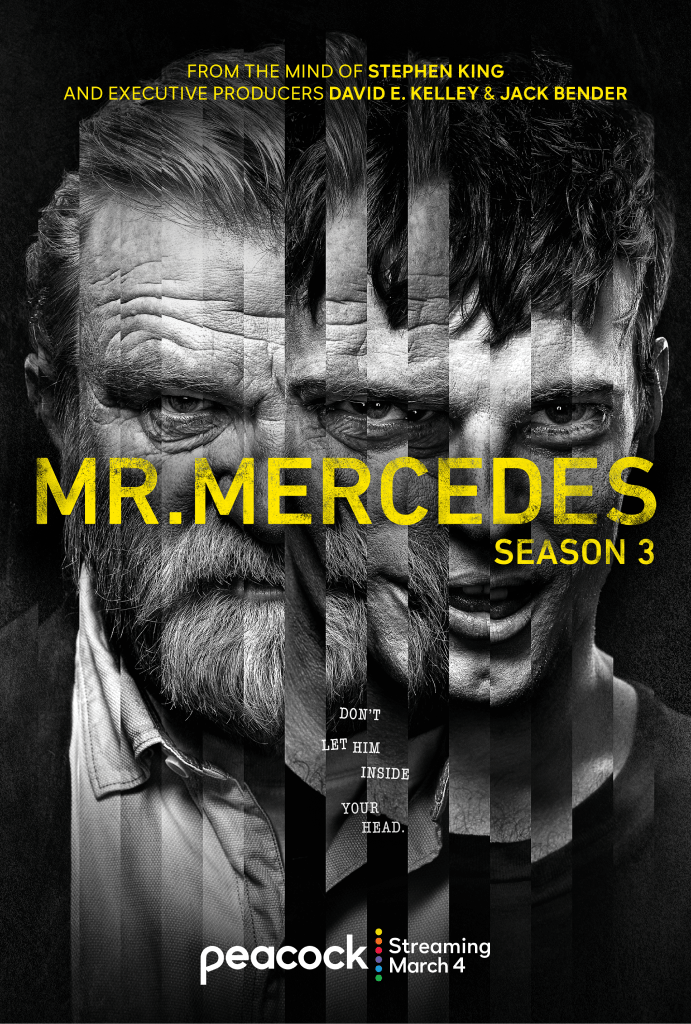 Mr. Mercedes Key Art