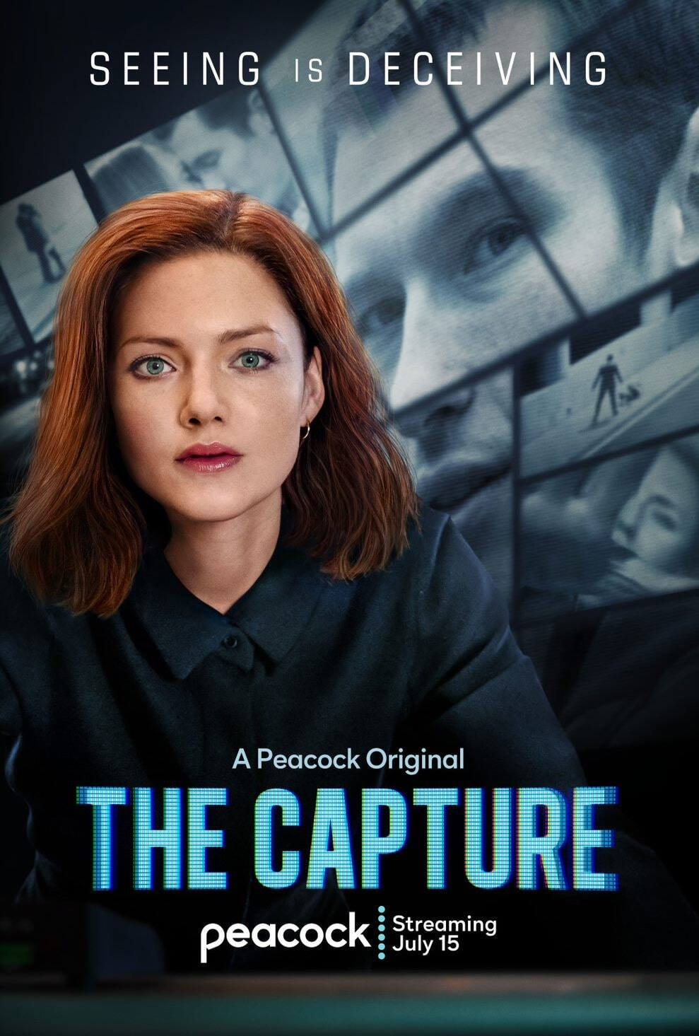 The Capture Key Art