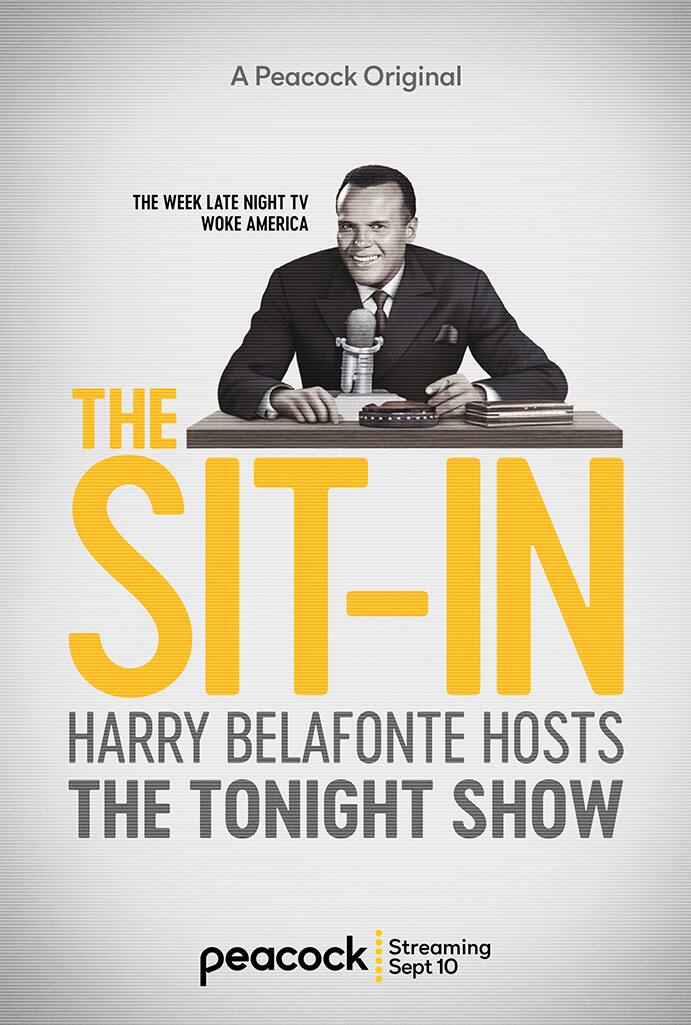 The Sit-In: Harry Belafonte Takes Over The Tonight Show