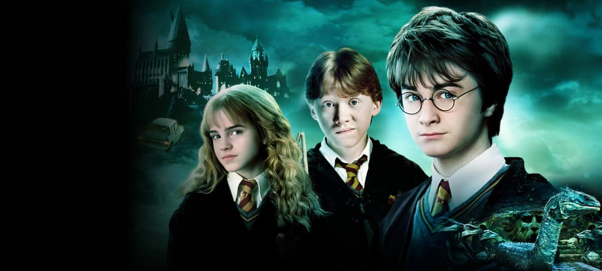 Harry Potter and the Chamber of Secrets Hero Image