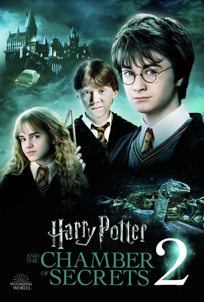 Watch Harry Potter And The Chamber Of Secrets Peacock