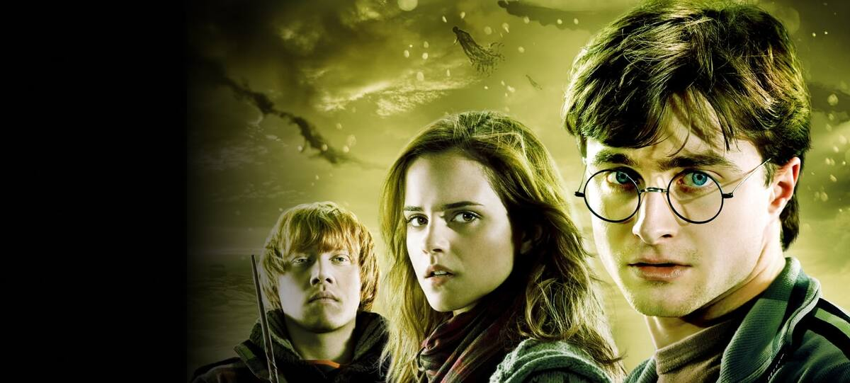 Harry Potter and the Deathly Hallows: Part 1  Hero Image