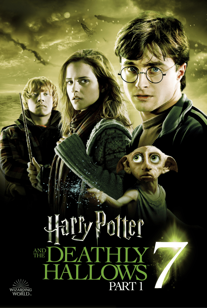 Harry Potter and the Deathly Hallows: Part 1 Key Art