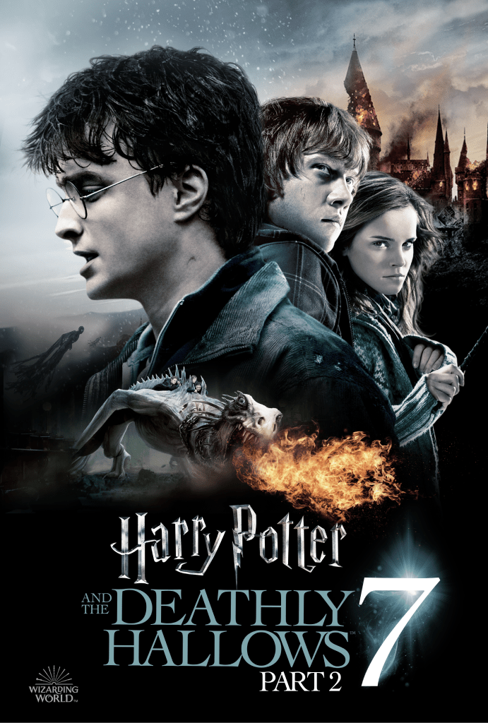 Harry Potter and the Deathly Hallows Part 2 Key Art