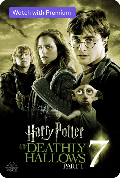 Harry Potter and the Deathly Hallows Part 1 Key Art