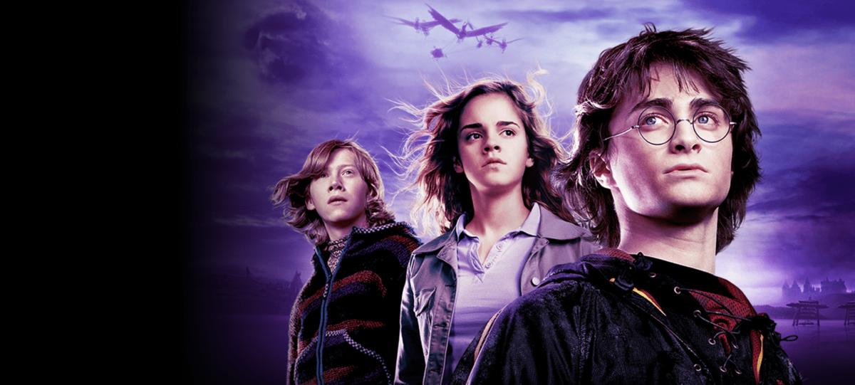 Harry Potter and the Goblet of Fire Hero Image