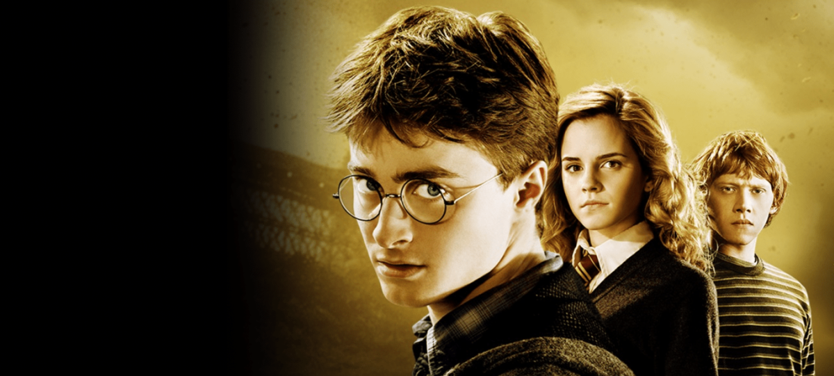 Harry Potter and the Half-Blood Prince Hero Image