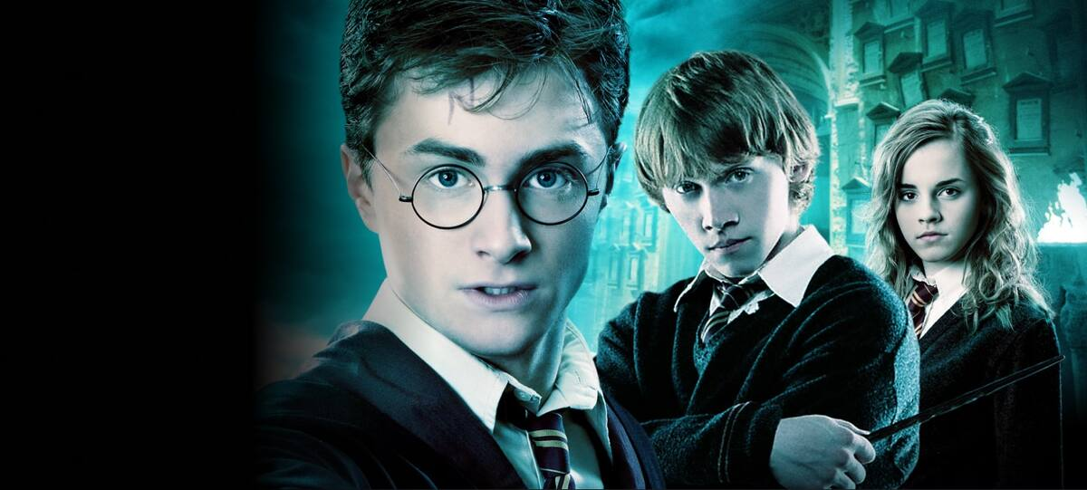 Harry Potter and the Order of the Phoenix Hero Image