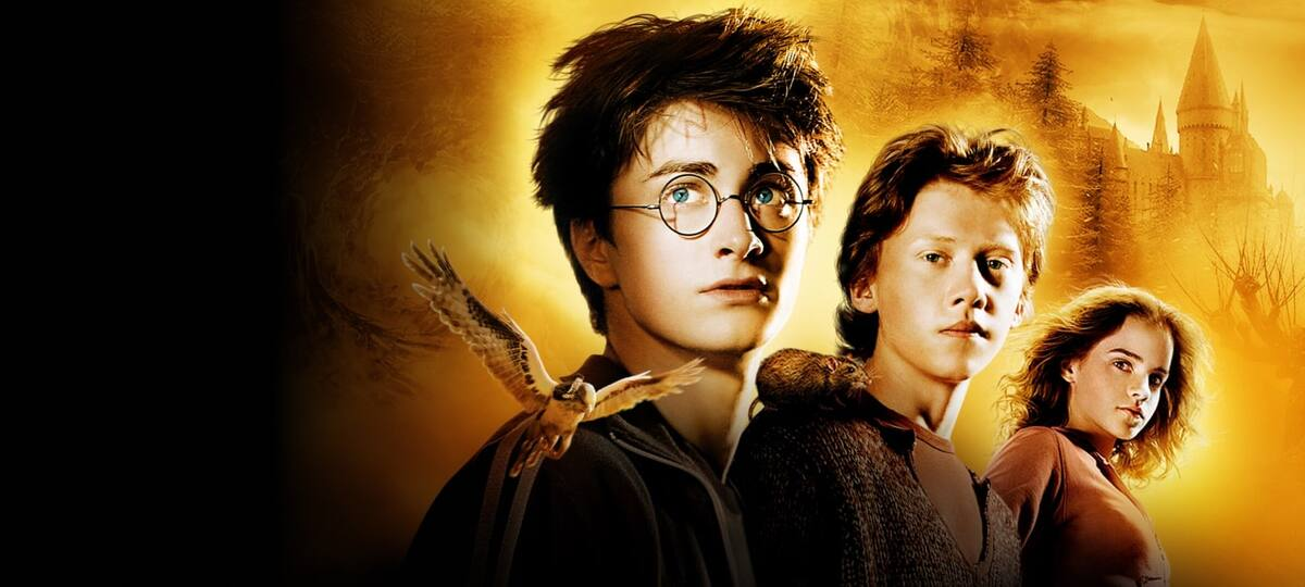 Harry Potter and the Prisoner of Azkaban Hero Image