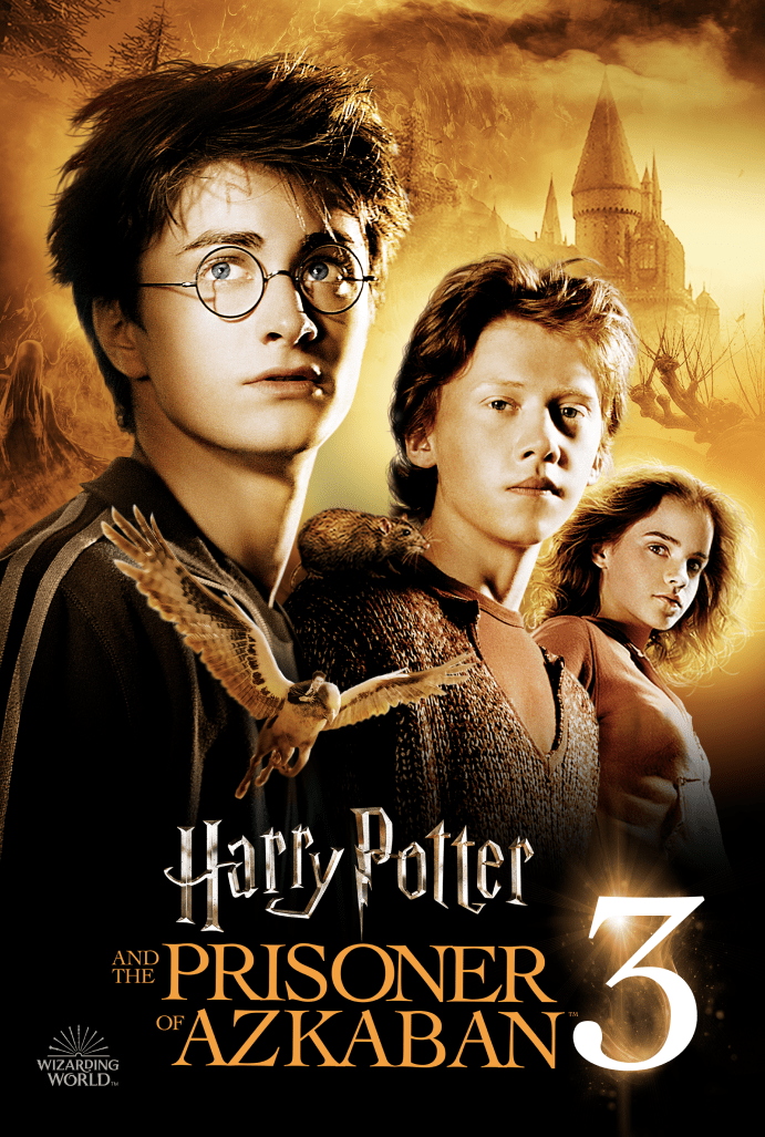 Harry Potter and the Prisoner of Azkaban Key Art