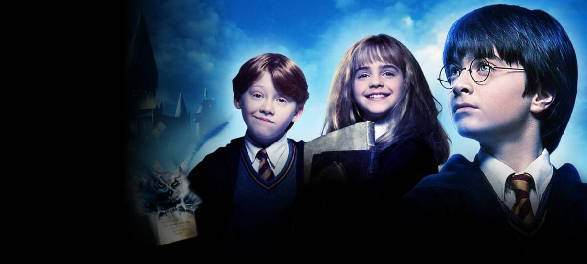 Harry Potter and the Sorcerer's Stone Hero Image