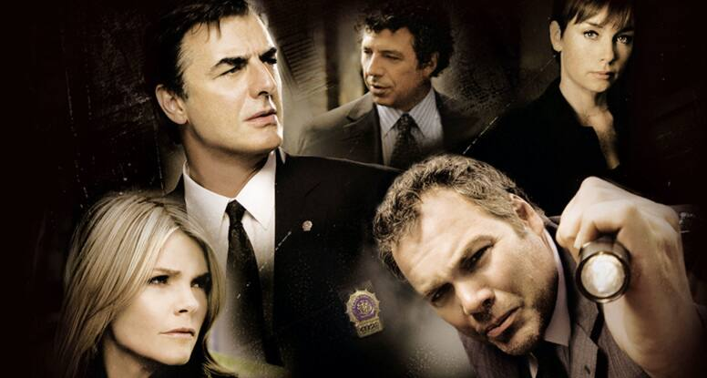 Law & Order Criminal Intent Image